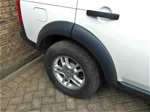 Land Rover Discovery 3 Fender Arch for sale | AUTO EZI