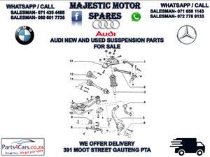Audi suspension parts for sale