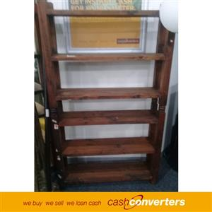 213273 Wooden Book Stand