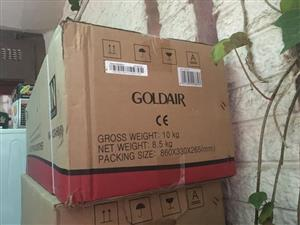 Gold air Aircon still in box