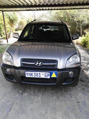 2005 Hyundai Tucson 2.7 V6 GLS 4x4
