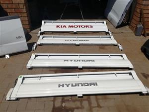 Hyundai H100 Tailgate available