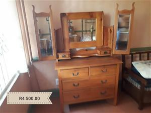 Antique dressing cabinet for sale