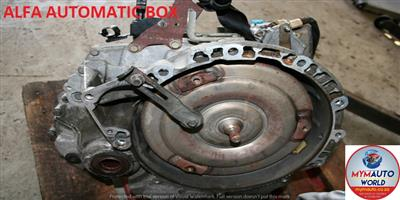 IMPORTED USED ALFA ROMEO TWINSPARK AUTOMATIC GEARBOX