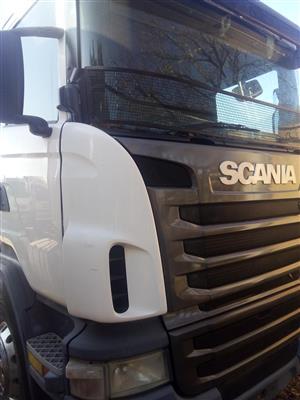 2011 Scania R420