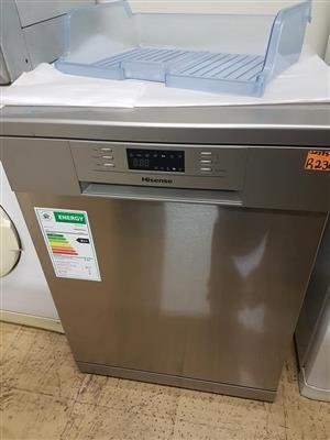 Brand new Hisense dishwasher