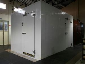 New Chromadek Freezer Room