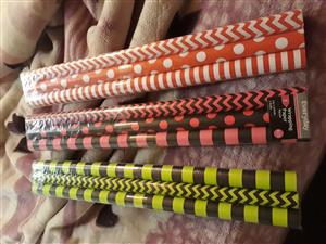 Good quality gift wrap 3 pack @ R7.00