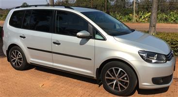 2013 VW Touran 2.0TDI Trendline