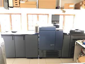 Konica Minolta Bizhub C8000 For Sale