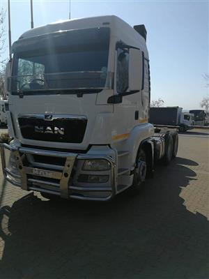 MAN HORSE TRUCK FOR SALE