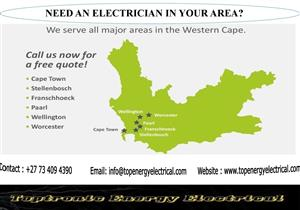 Need An Electrician Near You? Contact us for a free quote