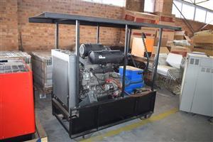 Very large industrial generator