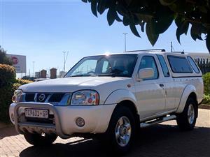 2006 Nissan Hardbody 3.0 16V TD KingCab Hi rider