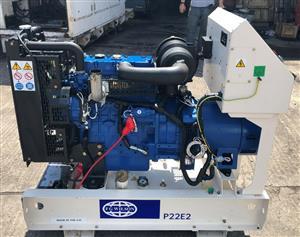 Wilson Perkins/Leroy Open Type Generator for Sale