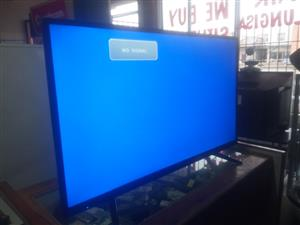 """DIXON LED T.V. 40"""" with remote control"""