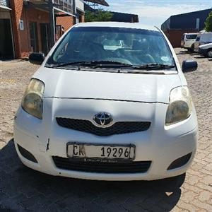 2011 Toyota Yaris hatch Choose for me