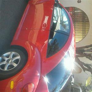 2002 VW Beetle