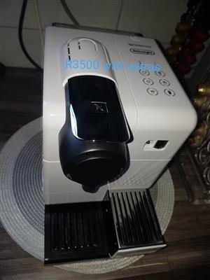 Nespresso machine for sale