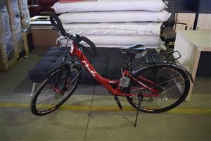 Red Modhi mountain bike for sale
