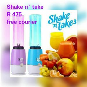 Shake and take juicer for sale