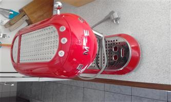 Smeg Manual Expresso Coffee Machine