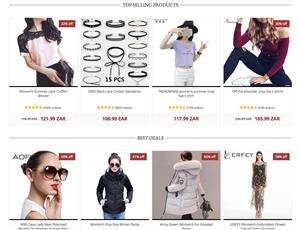 eCommerce store: FreshFashions | 730+ Products