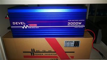 Devel Inverter (3000W) For Sale