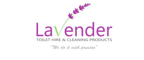 Lavender organic cleaning products