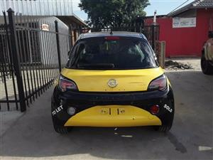OPEL ADAM STRIPPING FOR SPARES.