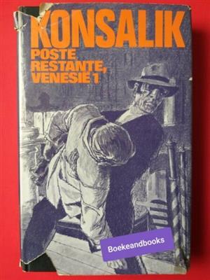 Poste Restante Venesie 1 - Heinz G Konsalik - REF: 3366.