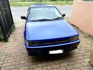 1999 Toyota Tazz 130 Sport