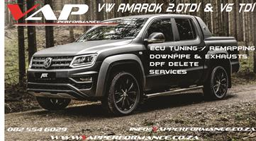 VW Amarok 3.0 TDI V6 Tuning / ECU Remapping / Performance