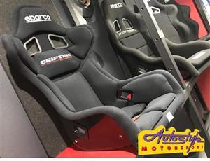 Sparco DRIFTING LF II Rally Seat