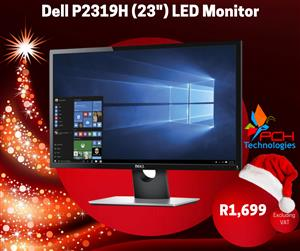 """CHRISTMAS DELL P2319H 23"""" MONITOR SPECIAL"""