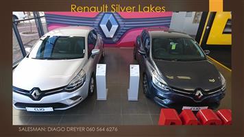 2019 Renault Clio 66kW turbo Dynamique