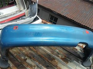 mazda 626 rear bumper