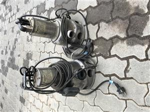 Water Pumps - Submersible