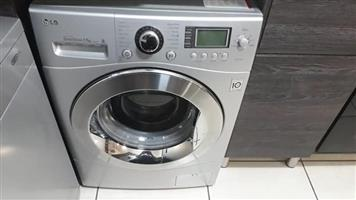 Lg 11kg direct drive washing machine