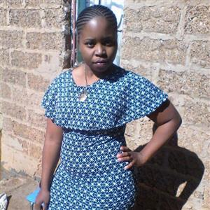 Hard working and very good Lesotho maid/nanny needs stay in full time work.
