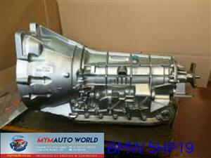 Complete Second hand used gearboxes, BMW 5HP19,