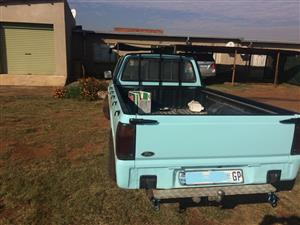 1995 Ford Courier