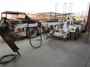 Boart Longyear UV42-SCLR Rock Breaker/Scaler - ON AUCTION