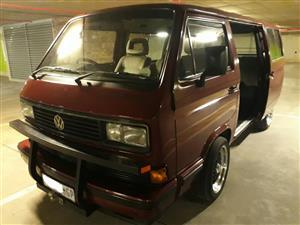 1994 VW Microbus 2.5TDI 96kW