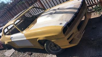 For Sale: 1 x 1971 Ford Capri - Yellow