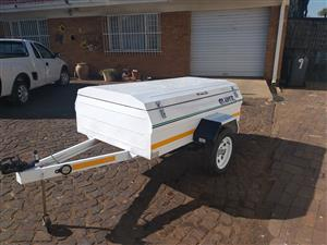 Glider trailer