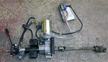 OPEL CORSA ELECTRONIC POWER STEERING COLUMN