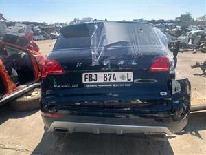Haval H6 Now Stripping For Spares