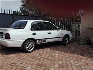 1997 Nissan Sentra 1.6 Acenta