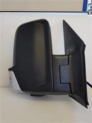 Volkswagen Crafter 2013/17 Manual Short Arm Door Mirror for sale price:R1950 each